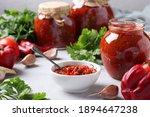 Armenian Adjika From Red Pepper ...