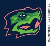 snapping turtle vector mascot... | Shutterstock .eps vector #1894688482