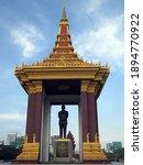 Phnom Penh  Cambodia   January...