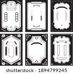 frame decorative frame japanese ... | Shutterstock .eps vector #1894799245