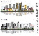 Lagos Nigeria And Dar Es Salaam ...