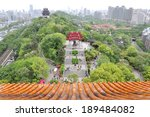 view to the east from the... | Shutterstock . vector #189484082
