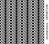 design seamless monochrome...   Shutterstock .eps vector #189487148