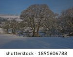 Snowy Winter In Lothersdale ...