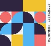 geometry minimalist artwork... | Shutterstock .eps vector #1895626228