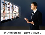 Speaker At Virtual Training...