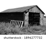 An Old Abandoned Farmers Shed...