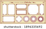 set of traditional chinese... | Shutterstock .eps vector #1896335692