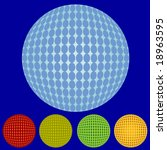 circles | Shutterstock .eps vector #18963595