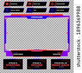 the modern theme for twitch...
