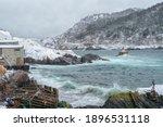 A Winter's Scene Of St. John's  ...