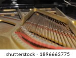 Tuning Your Piano. Close Up...
