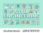 civil engineering word concepts ...