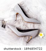 Beautiful And Elegant Shoes In...