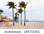 hollywood beach  florida  | Shutterstock . vector #189723302