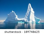 Beautiful  Iceberg  Antarctica