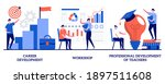 career development  workshop ... | Shutterstock .eps vector #1897511608