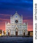 The Basilica Di Santa Croce ...