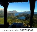 panoramic restaurant bariloche  ... | Shutterstock . vector #189763562