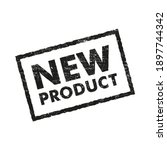 rubber stamp with text new...   Shutterstock .eps vector #1897744342