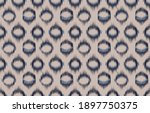 ethnic abstract background.... | Shutterstock .eps vector #1897750375