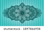 linear currency turquoise...   Shutterstock .eps vector #1897866958