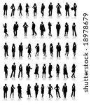 business people | Shutterstock .eps vector #18978679