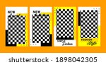 simple fashion for social media ...   Shutterstock .eps vector #1898042305