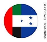 round icon with united arab... | Shutterstock .eps vector #1898216545
