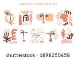 modern abstract shape templates ... | Shutterstock .eps vector #1898250658