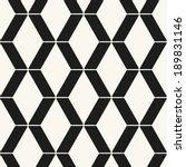 seamless pattern. geometric... | Shutterstock .eps vector #189831146