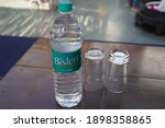 Mineral Water Of Bisleri In A...