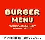 vector retro style template... | Shutterstock .eps vector #1898367172