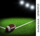 night football arena... | Shutterstock . vector #189845915