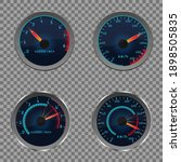 set of isolated dashboard...   Shutterstock .eps vector #1898505835