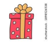 hand drawn cartoon doodle... | Shutterstock .eps vector #1898526538