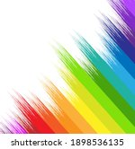 bright background with paint... | Shutterstock .eps vector #1898536135