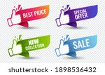 best price labels big set... | Shutterstock .eps vector #1898536432