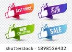 best price labels big set... | Shutterstock .eps vector #1898536432