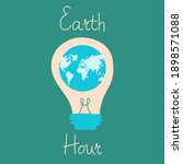 Earth Hour On March 28  2021....
