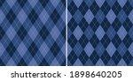 argyle pattern geometric design ... | Shutterstock .eps vector #1898640205