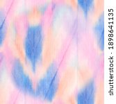 tie dye design. trendy abstract ... | Shutterstock . vector #1898641135