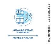 Ultra Cold Storage Temperature...