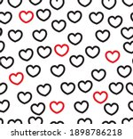 endless seamless pattern of... | Shutterstock .eps vector #1898786218