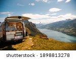 Vanlife   Camping Van On A...