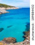 blue sea in asinara island in... | Shutterstock . vector #189884432