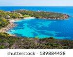 cala sabina beach in asinara... | Shutterstock . vector #189884438