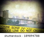 Police Line Do Not Cross Sign...