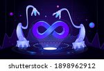 devops concept. development... | Shutterstock .eps vector #1898962912