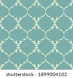 Dusty Green Blue And Beige...